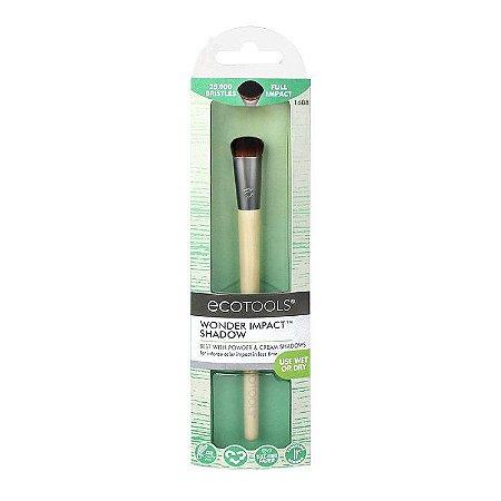 Pincel para blush EcoTools Wonder Impact Shadow Brush