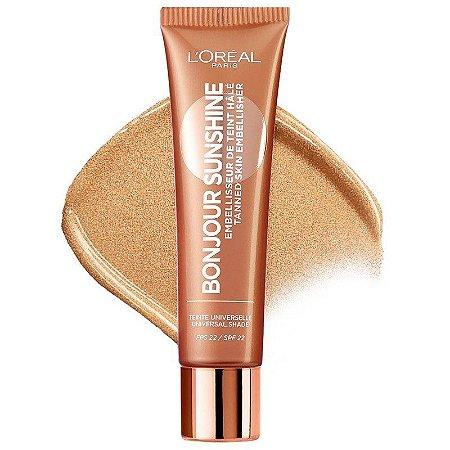 Bronzer líquido L'Oréal Paris Bonjour Sunshine Universal Shade 30g