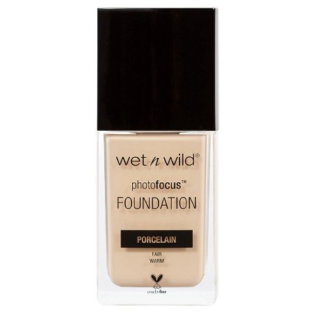 Base Líquida Wet n Wild Photo Focus Matte Tons Claros