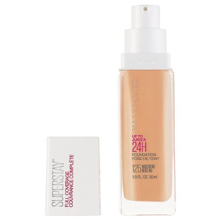 Base Líquida Maybelline SuperStay Full Coverage Tons Médios