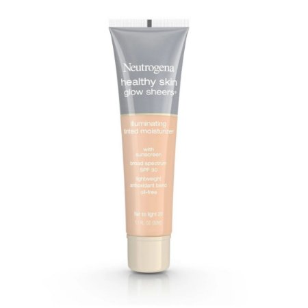 Base Líquida Neutrogena Healthy Skin Glow Sheers