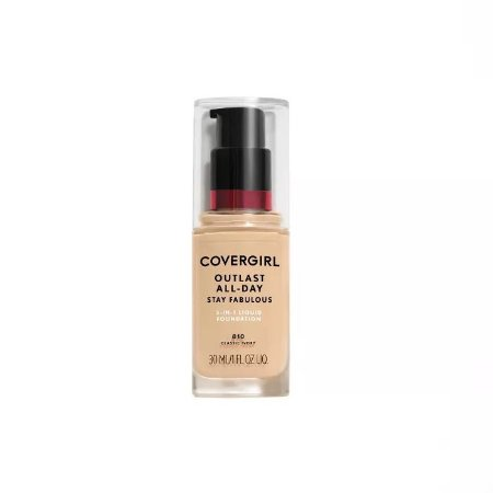 Base Líquida COVERGIRL Olay Stay Fabulous 3 in 1