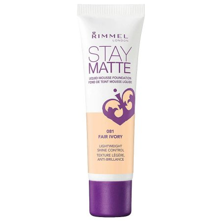 Base Matte Stay Líquida Rimmel