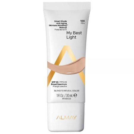 Base Líquida anti-idade Almay Skin Care