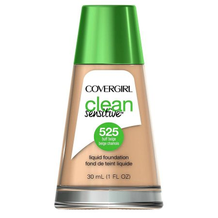 Base COVERGIRL Clean Pele Sensível