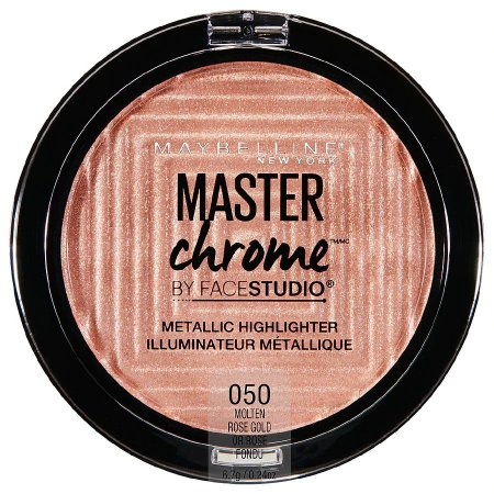 Iluminador Maybelline Facestudio Master Chrome Metallic