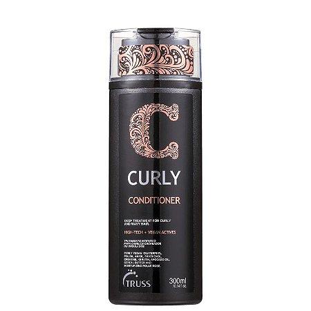 Condicionador Curly Truss para cabelos cacheados 300ml