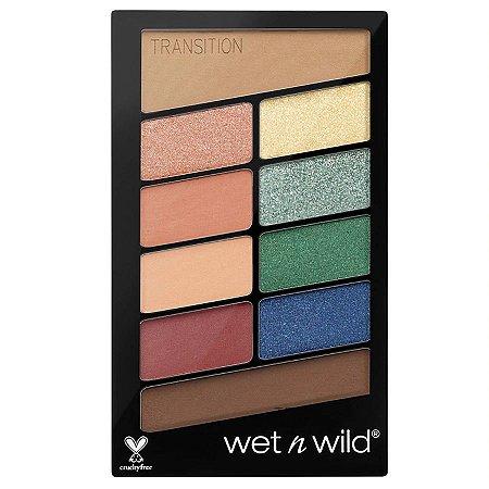 Paleta de Sombra Wet n Wild 763 Stop Playing Safe
