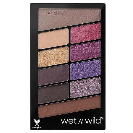 Paleta de Sombra Wet n Wild 761 V.I. Purple