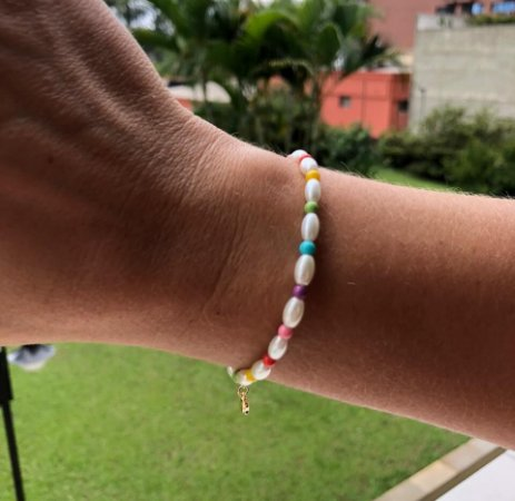 Pulseira Colorida Summer