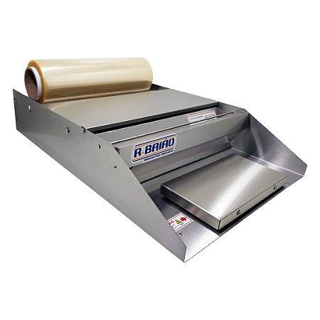 Embaladora Seladora Bivolt Inox R Baião 50cm Corte Quente