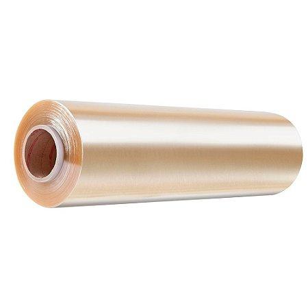 Plástico FIlme PVC Esticavel para Seladora 38cm x 500m