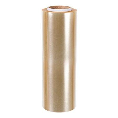 3 Rolos Plástico Filme Profissional 38cm 500m PVC Esticavel