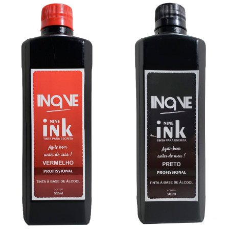 2 TINTAS PARA CARTAZ INK - INOVE