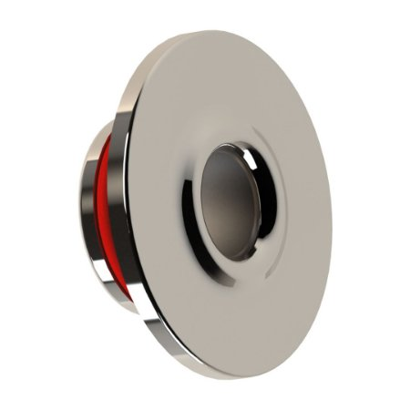 Dispositivo Piscina Retorno Fixo Redondo 50mm Inox 316 Tholz