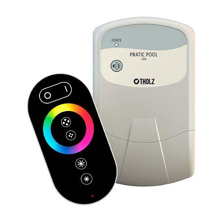 Módulo RGB 36W Touch Pratic Pool Tholz Controle Iluminação