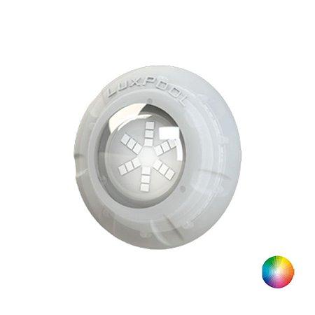 Refletor de LED 9W Para Piscinas RGB Colorido 16m² Luxpool