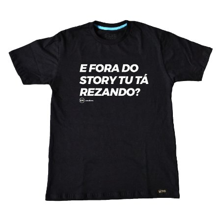Camiseta Tu tá Rezando ref 227