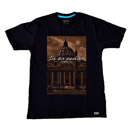 Camiseta Tu es Pedro ref 149