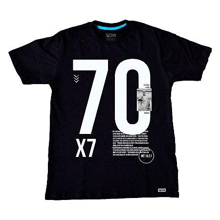 Camiseta 70x7 ref 101