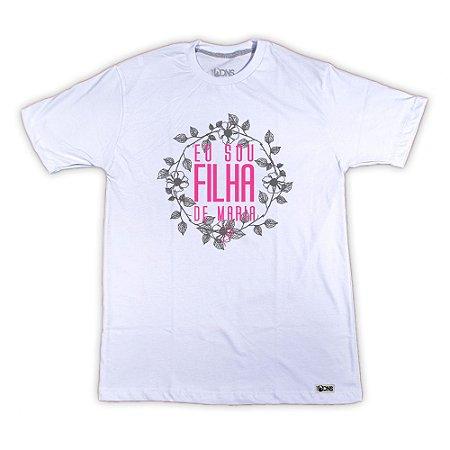 Camiseta Feminina Filha de Maria ref 125