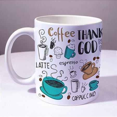 Caneca Coffee - 325ml