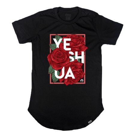 Longline Yeshua Floral ref 193