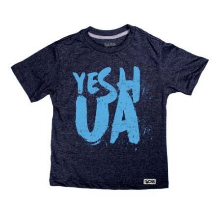 Camiseta Infantil Yeshua ref 192