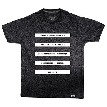 Camiseta Infantil Romanos 5 ref 155