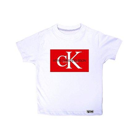 Camiseta Infantil UseDons CK - Bruna Gutstein ref 172