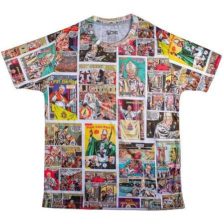 Camiseta Usedons Papa São João Paulo II