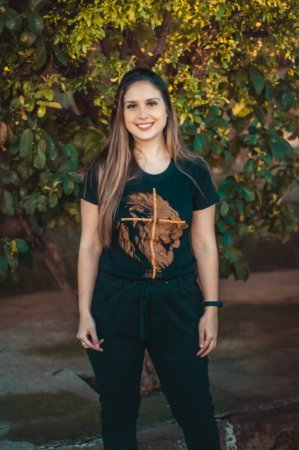 Camiseta Feminina UseDons Apocalipse ref 105