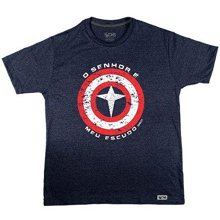 Camiseta Feminina UseDons Capitão Jesus