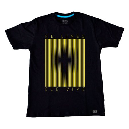 Camiseta Feminina UseDons Ele Vive ref 122