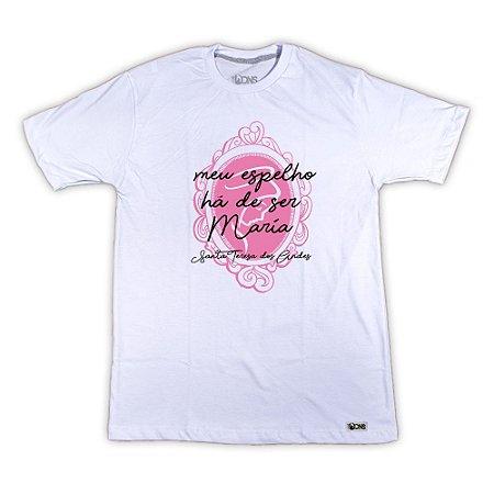Camiseta Feminina UseDons Espelho de Maria ref 123