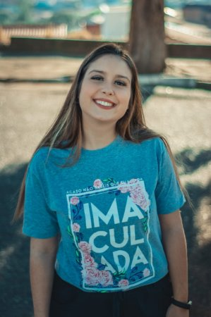 Camiseta Feminina UseDons Imaculada ref 200