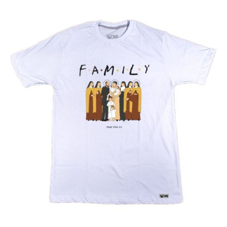 Camiseta UseDons Family ref 177