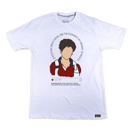 Camiseta Usedons Beato Carlo Acutis
