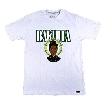 Camiseta Feminina UseDons Santa Bakhita ref 185
