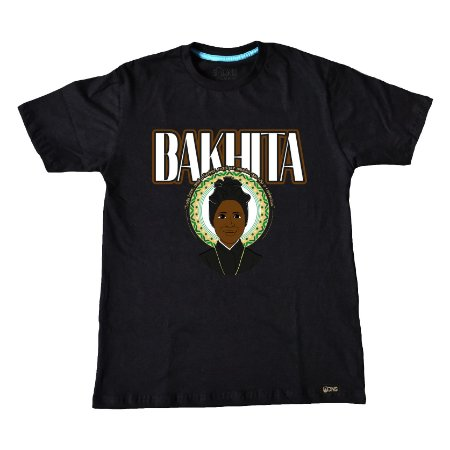 Camiseta Santa Bakhita ref 185
