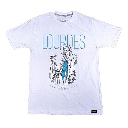 Camiseta Feminina UseDons Nossa Senhora de Lourdes ref 207