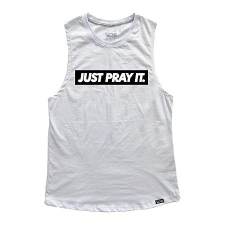 Regata Básica UseDons Just Pray It ref 134