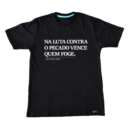 Camiseta Usedons Luta contra o Pecado ref 215