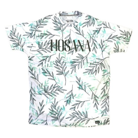 Camiseta Feminina Usedons Hosana