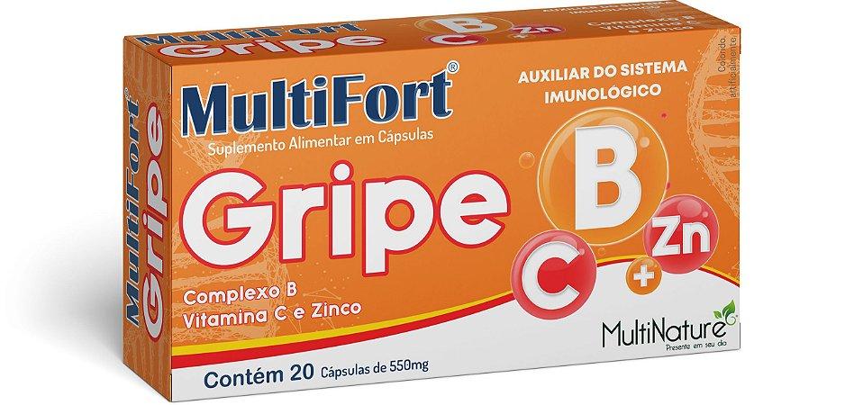 Multifort GRIPE 20 Caps