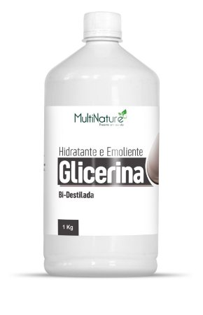 Glicerina 120G Bi-Destilada