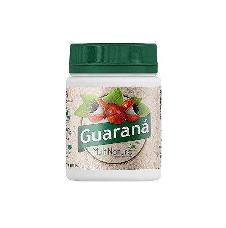 Guarana Po 50G Pote