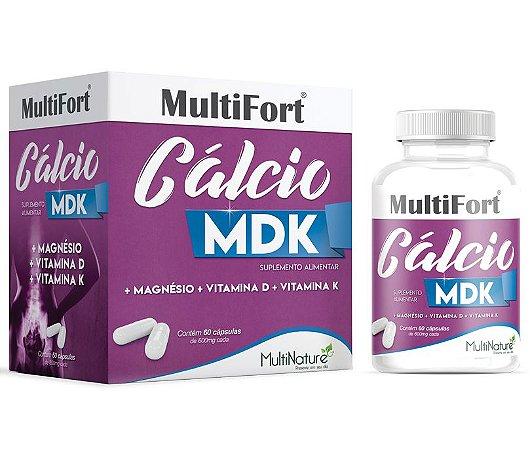 Multifort Calcio MDK 60Caps
