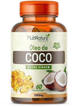 Oleo Coco 1G 60Caps