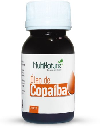 Oleo Copaiba 30Ml